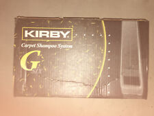 Kirby Gsix Carpet Shampoo System G6 293099 Clean  Accessories
