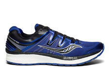 SAUCONY Hurricane ISO 4 Running Shoes  Blue/Black S20411-3 Mens Size 10 New