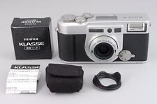 2513#GC Fujifilm Klasse W 35mm Point & Shoot Film Camera Mint