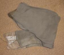 """Vintage Gents Taupe Elephant Ear Breeches By 'B.Riley Coventry' Waist Size 30"""""""