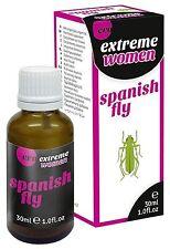 Spain Fly extreme women 30ml (49,83€/100ml) HOT Sex Liebestropfen Aphrodisiakum