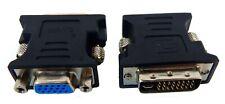 Dell DVI-I (M) to VGA (F) Video Adapter New WJNY3 DVI-I Dual Link