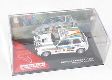 1/43 Renault 5 Turbo 2  Rally de la Vendimia  1983  Carlos Sainz