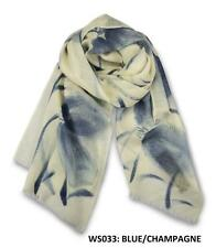 Ozwear UGG WS033 The Hand Painted Merino Wool Scarf 1830 X 640 mm New Gift