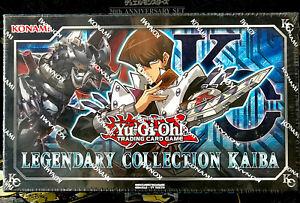 YU-GI-OH! KAIBA LEGENDARY COLLECTION SET | 1st Edition | Factory Sealed 🎁