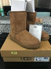 Authentic UGG  Women's Classic Short Boots 5825 W /Chestnut. Brand new in box