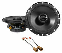 "Alpine S Rear Door 6.5"" Speaker Replacement Kit For 2001-2002 Nissan Pathfinder"