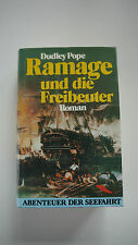 Dudley Pope - Ramage Und Die Freibeuter  - M.V.Abenteuerbibliothek HC - (K10)