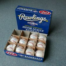 RAWLINGS Eastern League Baseballs -- Box of 10 -  NEW