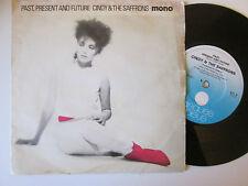 "Cindy & The Saffrons – Past, Present And Future   7"" P/S 1982"