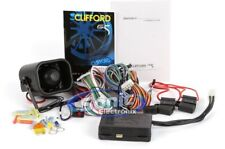 Clifford Blackjax 5 909505 Anti-Carjacking and Self Recovery Car Alarm System