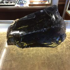 Gray Black 4.75# Glass Slag Cullet Rock Landscaping Aquarium Stone Garden