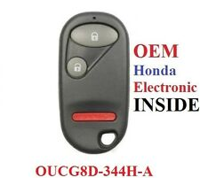 NEW Oem KEYLESS ENTRY REMOTE FOB TRANSMITTER CIVIC Si + Element OUCG8D-344H-A