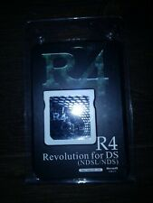 R4 Revolution DS 3DS 2DS Cartridge +USB Adapter NDSL/NDS NEW in box