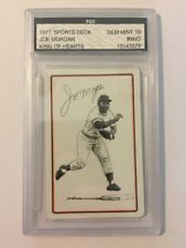 1977 LANDSMAN SPORTS DECK JOE MORGAN  KING OF HEARTS -- GEM MINT-- FGS 10
