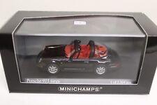 Minichamps Porsche 911 Targa 964 1990 Schwarz black 1:43 NEU Limited Edition