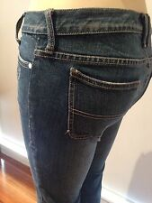 WOMENS BILLABONG Blue JEANS STRETCH - Slim Leg - SIZE 9