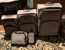 Tag Brand - luggage - 5 Piece Set. Gently Used Twice.