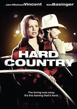 Hard Country (DVD, 2009)  PG  Kim Basinger, Jan-Michael Vincent