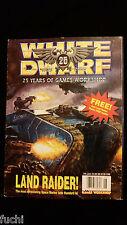 White Dwarf 245 Space Marine Land Raider fluff, Space Wolves Fluff