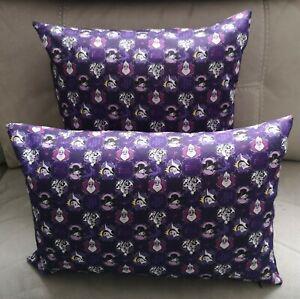 Disney's Purple Female Villains Mix-Up Cushion - 2 sizes available