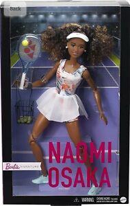 Barbie Signature Role Model Naomi Osaka Barbie Doll Mattel Creations New