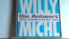Willy Michl - Die Antwort Seele, Rhythm & Blues - Rare CD