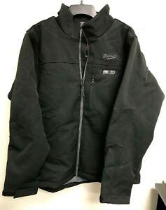 Milwaukee 202B-21L M12 Heated Toughshell Jacket KIT Black Size L, GR M