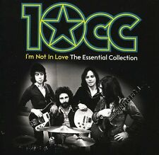 10cc - I'm Not in Love: Essential Collection [New CD]