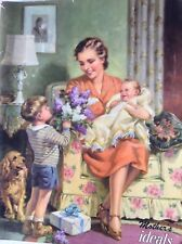 Mother's Ideals Magazine Mother's Songs 1984 082417nonrh