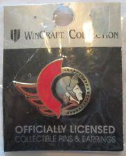 NHL Ottawa Senators Logo Pin WinCraft