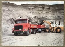 1983 Sisu SR 280 CKH-6 x 2/4100 + 1300 original Finnish sales brochure