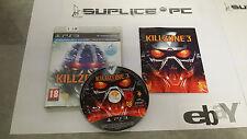 SONY PS3 - JEU - KILLZONE 3