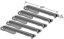 (5) Gas Grill Burners 23301 for Select Jenn Air Grills NEW
