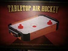NEW Air Hockey Tabletop Game. Original Package