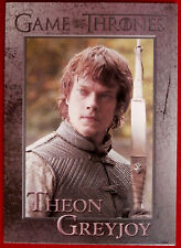 GAME OF THRONES - THEON GREYJOY - Season 3, Card #32 - Rittenhouse 2014