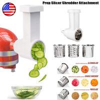 Prep Slicer/Shredder Attachment Vegetable For Kitchenaid Stand Mixer Accessories