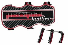 Maximal Redline Archery Short Adult Armguard 19cm Rip-stop Protection Arm Guard