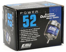 Eflite Power 52 Brushless Outrunner Electric RC Airplane Motor 590kv EFLM4052A