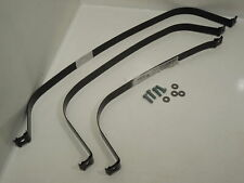 Audi A4 B5 Front Wheel Drive Fuel Tank Retaining Straps Set New 8D0201654C