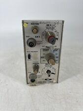 Tektronix 7a24 Dual Trace Amplifier