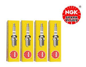 NGK Standard Spark Plugs LKR6E9N 90410 Set of 4