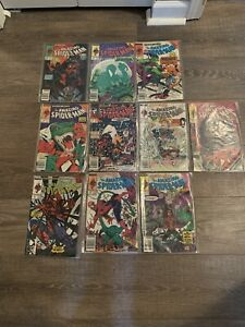 The Amazing Spider-Man #310, 311, 312, 313, 314, 315, 316, 317, 318, 319