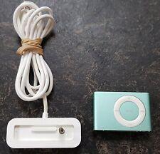 Apple iPod shuffle 2nd Generation (Late 2007) Light Green (1GB)