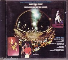 THREE DOG NIGHT Captured Live at the Forum in 1969 MCA 1989 1st Pressing CD