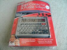New Franklin Spell Corrector Crossword Puzzle Solver Thesaurus Model Sa-309 Nip