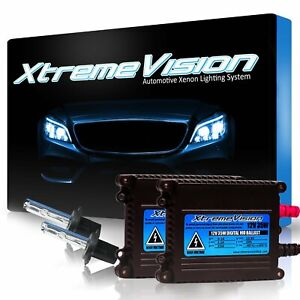 XtremeVision 35W HID Xenon Light Kit - H7 5000K - Bright White