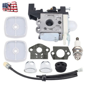 Carburetor Kit With Bulb For Echo SRM225 GT225 PE225 Premium Weed Eater Edger
