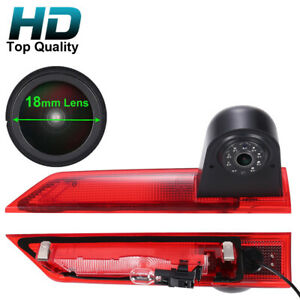 Top Quality Waterproof Car rear view Camera for Ford Transit Custom 2012-2016