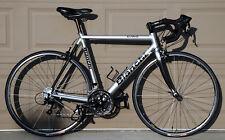 Bianchi Giro road bike 57cm Large Easton Ultra Lite Aluminum Carbon Fork & Stays